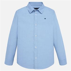 Camisa ml oxford basica
